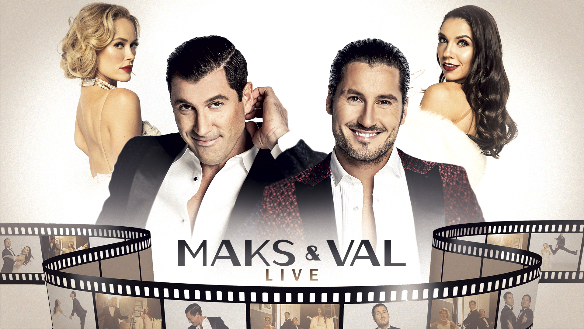 Maks and Val Live Featuring Peta & Jenna